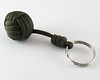 Monkey Fist Key Chain (TiedInKnotz) Tags: monkey keychain key chain fist keyfob paracord monkeyfist