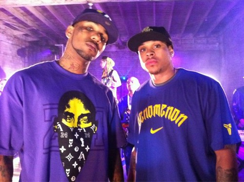 the game ron artest snoop dogg