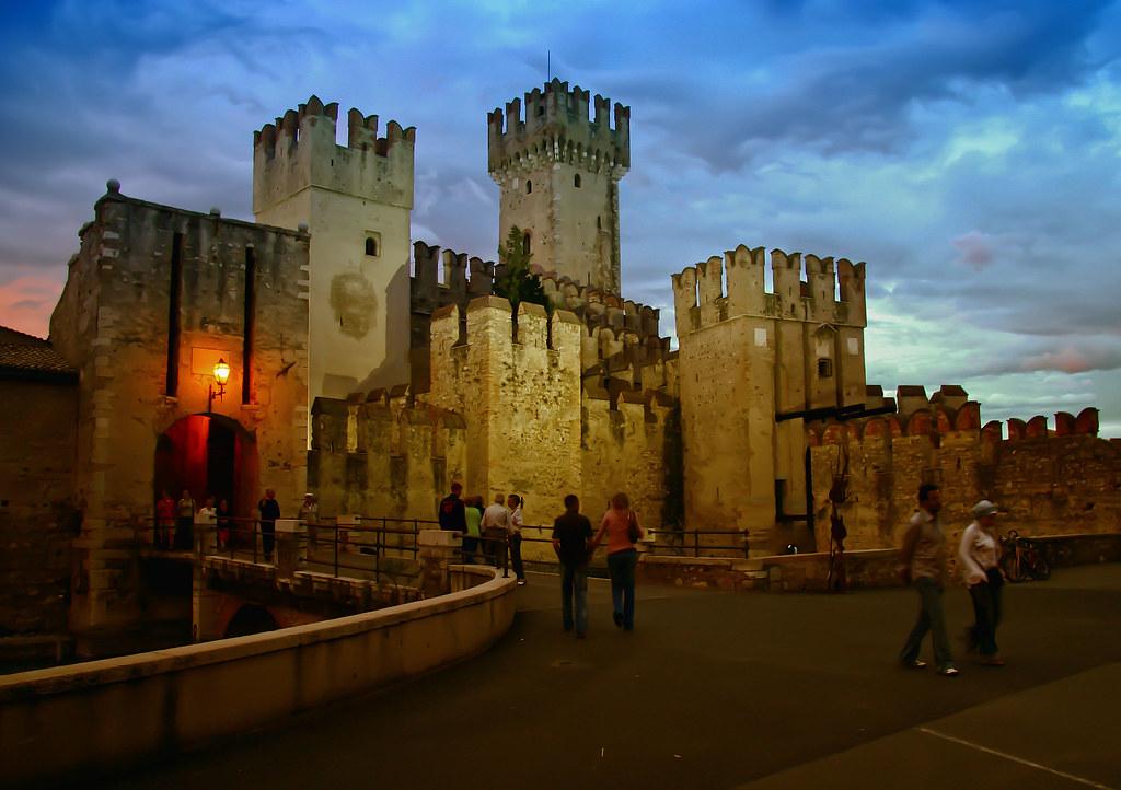 Castillo Rocca Scaligera - Sirmione