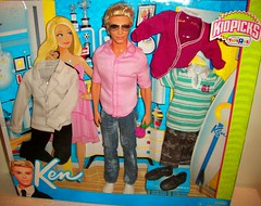 Ken  Fashion  Pack (napudollworld) Tags: fashion toys us ken barbie pack r clearance exclusive outfits mattel harumika