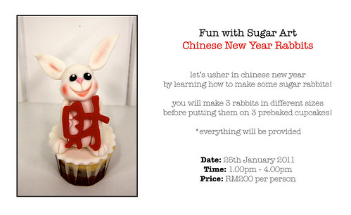 cny white rabbit