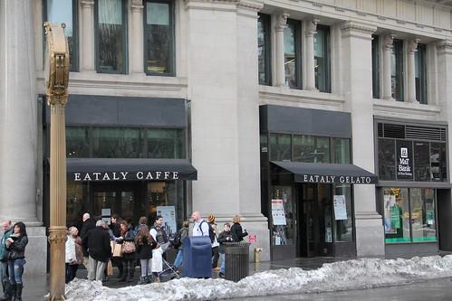 Eataly: a sensação em Nova York