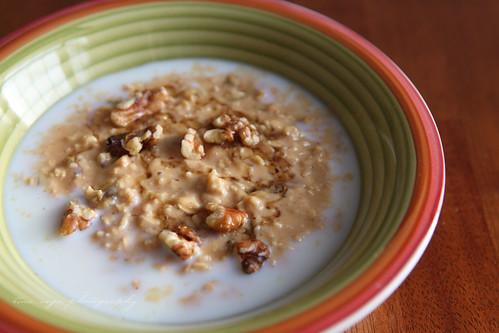 sooc oatmeal