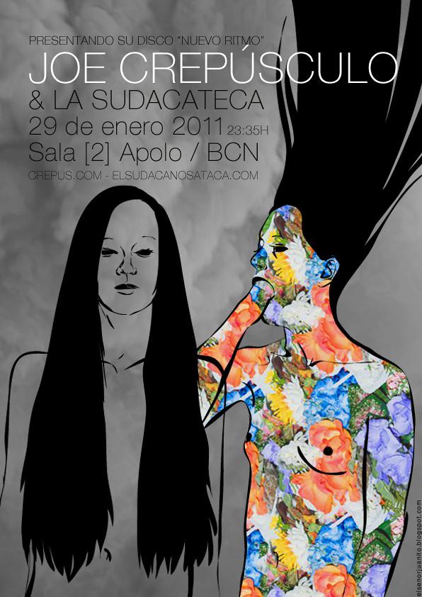 JOE CREPUSCULO+SUDACATECA
