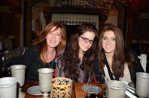 Momma, Self, Baby Sister.
