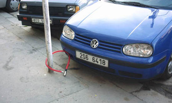 Volkswagen Lock Fail
