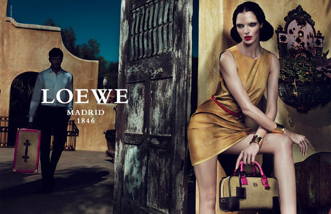 02 Campaña primavera 2011 Loewe