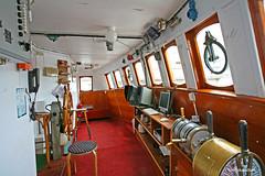 Wheelhouse (Leifskandsen) Tags: ocean camera bridge sea chart wheel radio canon rooms mare ship engine indoor crew maritime sailor leif telegraph navigation radar commanding wheelhouse ilobsterit