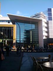 Bibliotheek - Lelystad (westher) Tags: winter bibliotheek flevoland lelystad januari