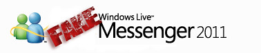 FAKE Windows Live Messenger 2011