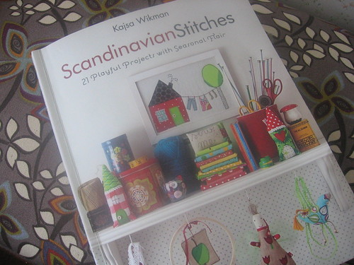New Book -- Scandinavian Stitches