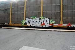 Value (Stalkin The Lines) Tags: street streetart art metal train graffiti moving paint florida steel railway trains westpalmbeach spray fl spraypaint value graff palmbeach freight rolling railcars railroadcrossing southflorida freights westpalm trainart autorack 1000000 railart benching 1000000railcars benchingfreights benchingtrains focusedongraff