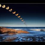 The 2010 Summer Solstace Lunar Eclipse