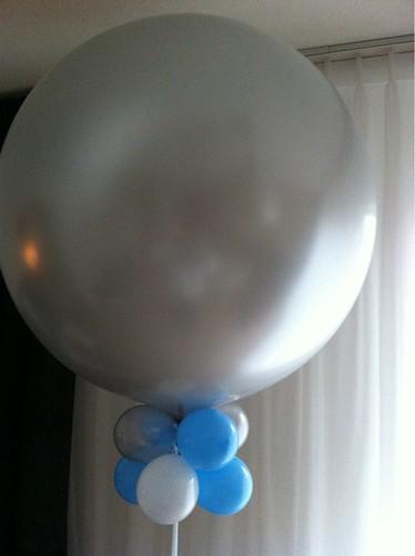 Cloudbuster Rond 1e verjaardag Hekelingen