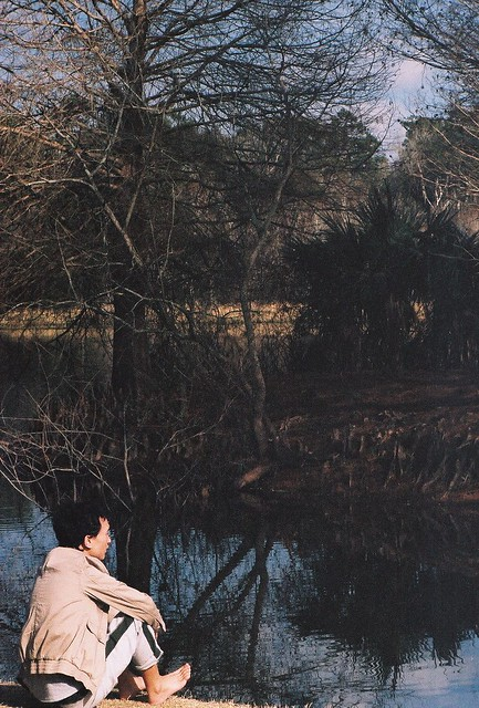 lake alice, canon AE-1