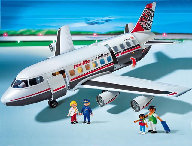 4310 Jet Plane scene
