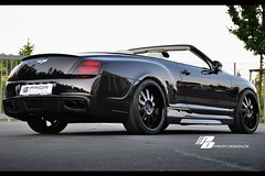 Prior Design Bentley Continental GT GTC Body Kit (Prior Design NA (priordesignusa.com)) Tags: hot cars effects design los paint angeles body rear continental ground front bumper ready lip kit gt coupe bentley skirts mods gtc prior