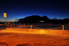 Danger... (Luke-rative) Tags: sunrise blackfriday scary cronulla planetsalign wwwlukereynoldstumblrcom