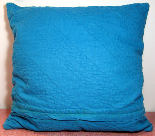 central park pillow back