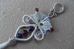orecchino liberty (patty macramè) Tags: bijoux macrame gioielli accessori margarete orecchini macramè margaretenspitze