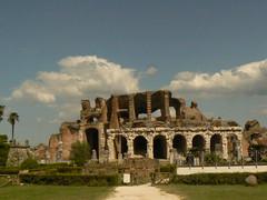 S.M. Capua Vetere (g_tellus) Tags: italy campania spartacus scavi rovine romane