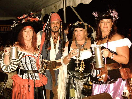 Pirate Gathering St. Augustine 2010