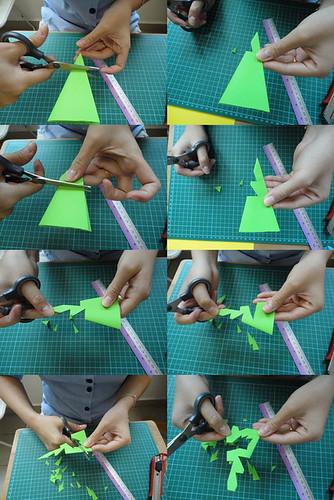 10 Paper Snowflakes