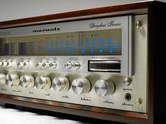 Marantz 2265B Stereo Receiver (oldsansui) Tags: marantz hifi vintage stereo receiver 2265b classic 1970s seventies 1970 retro design old sound 70erjahre japan music madeinjapan highfidelity radio 70s analog audiophil