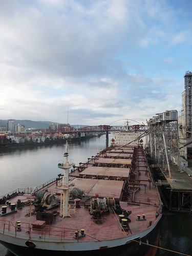 By the Steel Bridge