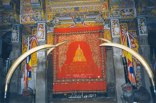 Putování Šrí Lankou – díl 5. anebKandy, město nejposvátnějšího zubu