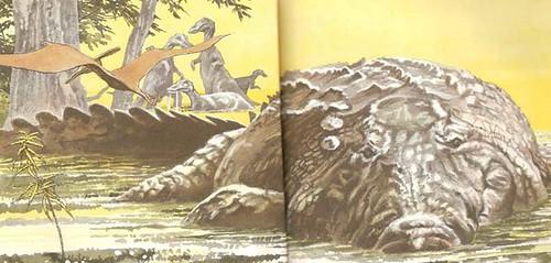 The Crocodiles Still Wait