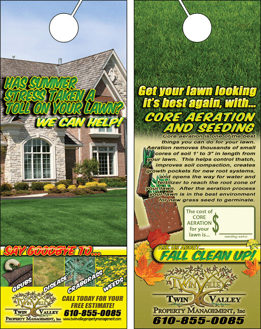 Lawn Care Door Hanger Design the world's best photos of hanger and lawn - flickr hive mind