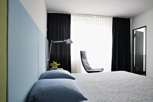Moderne Zimmer im Hotel Otto in der Nähe der Oper Berlin