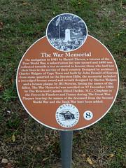 Photo of Orange plaque number 5088