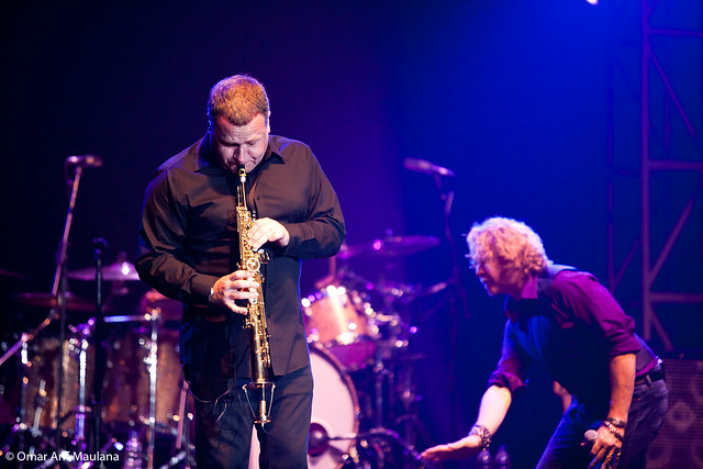 Simply Red at Soulnation 2010-11