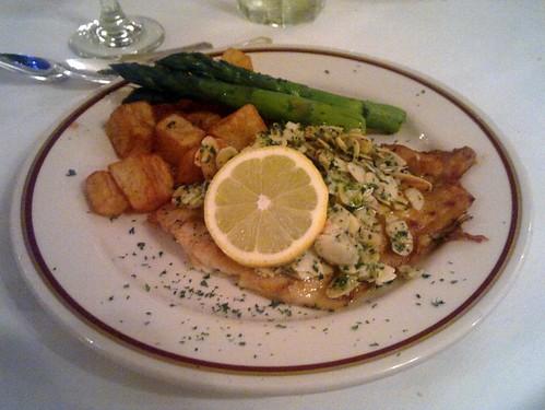 Gulf Fish Amandine