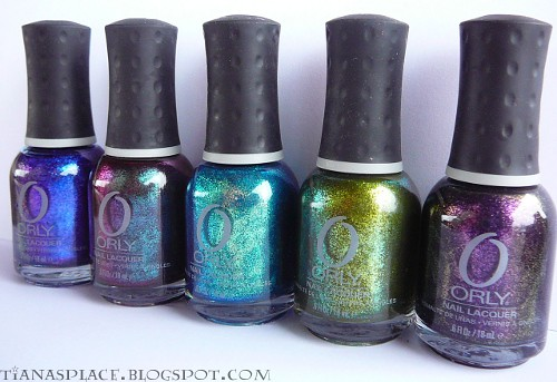 Orly Cosmic FX collection #4