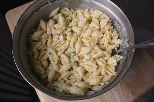 German Pasta Salad