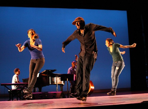 Jason Samuels Smith's tap company Anyone Can Get It
