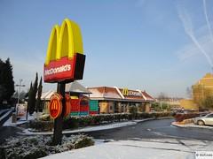 McDonald's Tourcoing Chaussée Watt (France)