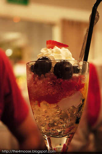 Dezato Dessert Bar - Kyoho Grape Parfait