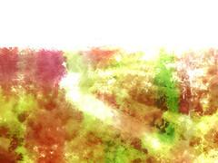 Périgord Sans Noir (Krearchiv) Tags: trees light red reflection green rot water yellow river licht wasser pattern stripes w energie hell dordogne canoe gelb grün fluss kanu sonne bäume muster reflektion wellen perigord wasseroberfläche lightshed lichtdurchflutet