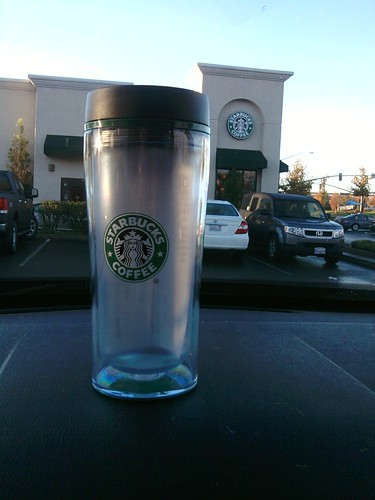 A new pretty from my favorite @starbucks