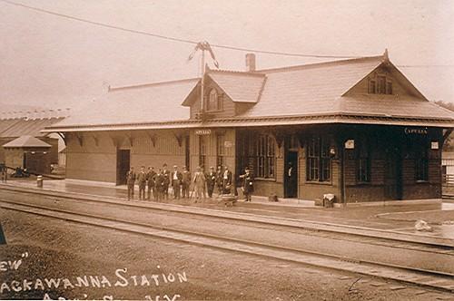 Apulia station ny