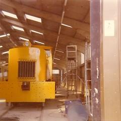 Metro shunter (colin9007) Tags: industrial diesel metro engine tyne wear lane middle stephenson shunter