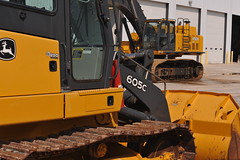 John Deere Construction Equipment (ejwag777) Tags: underground construction dozer loader backhoe deere johndeere excavator buldozer skidsteer motorgrader crawlerloader materialhamdling