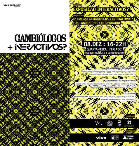 interactivos + gambiologos + azrecs