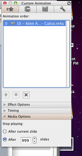 add audio into powerpoint for mac 2011