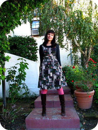 OUTFIT POST: PATCHWORK JUNGLEPicture 3132