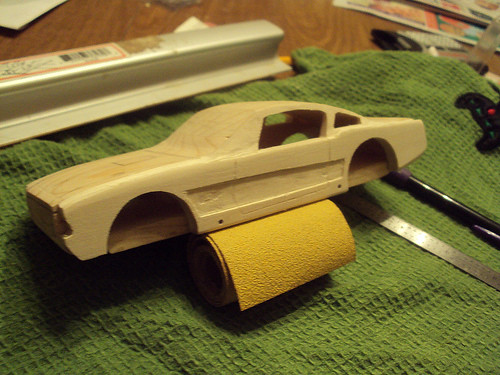 66 GT350 In Progress Pinewood Derby Derbys Complete Derby Talk – Pinewood Derby Template